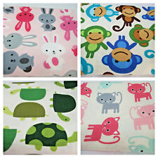 Urban Zoologie by Robert Kaufman 100% cotton fabric - per FQT