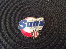 Minor League Baseball Jacksonville Suns Baseball Club Collectible Baseball Pin!