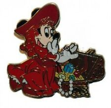 Disney Pin: WDW Pirates of the Caribbean - Mystery 4 Pin Tin Set Minnie LE 2400