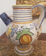 Ceramica italiana no Cantagalli no Minghetti no Ginori angelo raffaello arte