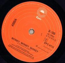 "Abba(7"" Vinyl)Money,Money,Money / Crazy World-Epic-EPC 4713-Netherlands-Ex/VG"