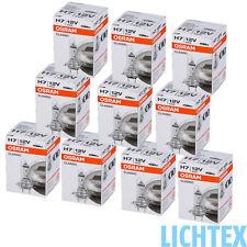 10x H7 OSRAM CLASSIC 64210CLC 12V 55W Standard Scheinwerfer Lampe 10er Pack NEW