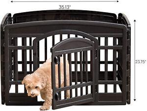 Jaula Para Perros Pequeños Casita Para Interior Dentro De Casa Playpen For Dogs