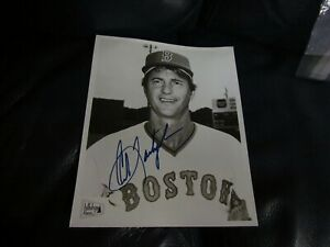 Carl Yastrzemski Autographed Signed Photo JSA Auction Certified