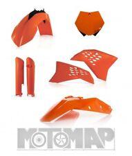 FULL KIT PLASTICHE ACERBIS KTM SX F SXF 250 450 505 2007 2008 2009 2010 ARANCIO