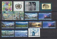 UNO New York postfrisch Jahrgang 2003 ohne Grußmarken