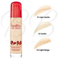 BOURJOIS Healthy Mix Gel Serum Light Coverage Liquid Foundation 30ml *ALL SHADES