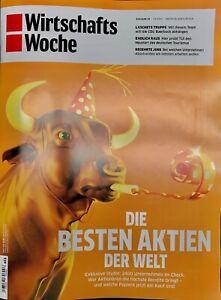 Wirtschaftswoche Nr. 19/2021 Neu, Ungelesen!