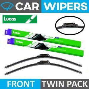 Mercedes-Benz Sprinter 2006 - 2018 Lucas AIRFLEX Wiper Blades - Twin Pack