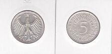 BRD 5 DM Silberadler ss (Wählen Sie zwischen den Jahren: 1951 - 1974 und DFGJ)