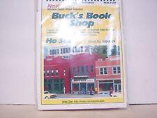 Ho Rix Smalltown Kit Buck'S Book Shop kit pack is still sealed & never opened