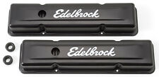 Edelbrock 4443 Signature Valve Covers 1959-86 Chevy 262-400 Sbc