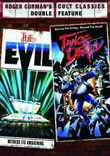 THE EVIL + THE TWICE DEAD New Sealed DVD Roger Corman's Cult Classics
