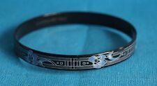 bracelet  jonc MICHAELA FREY TEAM métal émaillé