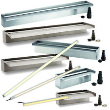 More details for oase pond waterfall 30 60 90 water blade xl led light feature stainless steel