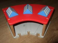 TIDMOUTH ENGINE SHED 3 TRACK FOR BRIO ELC IKEA ETC THOMAS WOODEN TRACK TOYS