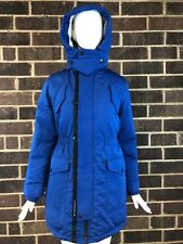 Burberry Youth Bright Blue Cobalt Jacket Size 14Y $620
