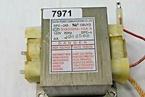 Microwave High Voltage Transformer - DYAS10AO-1QA