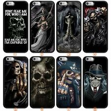 GRIM REAPER SKULL HEAD PHONE CASE COVER FOR APPLE SAMSUNG HUAWEI XIAOMI ONEPLUS