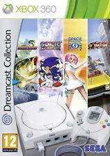 Dreamcast Collection Microsoft Xbox 360 EU Cover