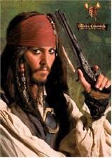 PIRATES OF THE CARIBBEAN ~ DEAD MAN'S CHEST CAPTAIN JACK GUN 24x36 MOVIE POSTER