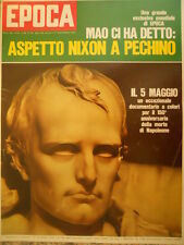 EPOCA 1075 1971 5 maggio Napoleone - Processo pornograf
