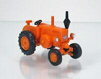 Wiking 088049 LANZ Pampa Schlepper Traktor hellrotorange Scale 1 87 NEU OVP