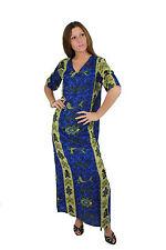 Airy Breezy Ladies Kaftan Housedress Beach Dress Viscose (Cotton)