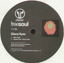 FREESOUL - Disco Eyes - 1996 Classique Uk - CMC96