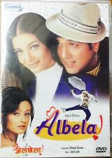 Albela - Govinda , Aishwarya Rai - Hindi Movie DVD / Region Free / Eng Subtitle