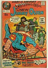 JIMMY OLSEN#133 FN/VF 1971 JACK KIRBY DC BRONZE  AGE COMICS