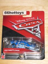 Disney Pixar Cars 3 Dud Throttleman #33 2017 NEW