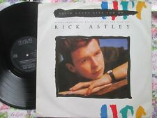 "Rick Astley ‎– Never Gonna Give You Up RCA Records  PT 41448 UK 12"" Vinyl Single"