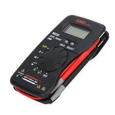 M320 3999 Mini Pocket Handheld Auto Range Digital Multimeter DMM Freq buzz USA