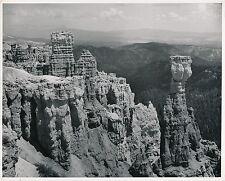 BRYCE CANYON c. 1950 -  Utah - USA 172