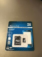 Carte Memoire Micro Sd 128 Go Classe 10 SDHC Stockage Flash Neuve Et Emballée