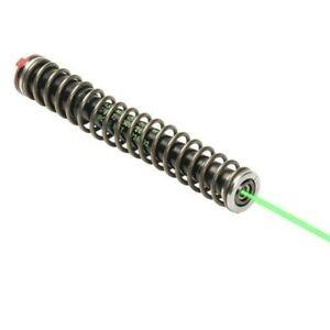 LaserMax Green Guide Rod Laser, Glock 19, 23, 32, 38 (Gen 1-3)  (LMS-1131G)