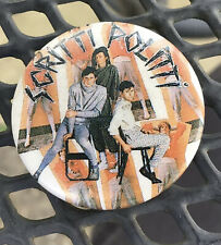 More details for scritti politti vintage metal button badge 1980's