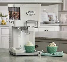 New ListingCuisinart Ice-45 Mix Serve 1.5-Quart Soft Service Ice Cream Maker, White