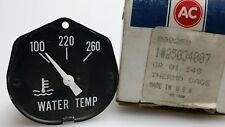 NOS GM Delco 1982-1988 Chevrolet Impala Caprice Temperature Gauge 25034007