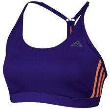 "adidas Padded Light Support Womens Sports Fitness Bra Top S21072 R24 XL (37.8"")"