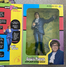 "Austin Powers Special Deluxe 9"" Action Figure with Pull String Sound"