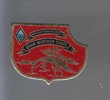 RARE PINS PIN'S .. ANIMAL LOUP WOLF ARMEE ARMY COMMANDO FRANCE ~AV