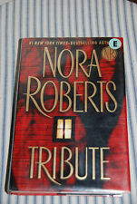 Tribute by Nora Roberts (2008, Hardcover) -- Romance Ex-Library