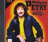 "Wolfgang Petry + CD + ""Jede Menge"" + Tolles Album mit 12 starken Hits + Volume 1"