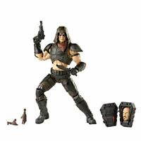 G.I. Joe Classified Series Zartan Action Figure 23 Collectible Premium Toy wi...