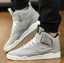 Mens Trainers Casual Athletic Sport High Top Sneakers Breathable Shoes High top