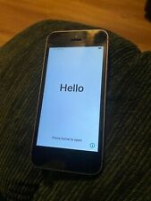 Apple iPhone SE - 16GB - Silver (AT&T) A1662 (CDMA + GSM)