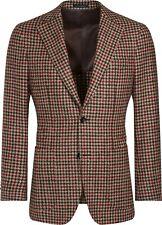 Suitsupply Houndstooth Tweed Sportcoat Blazer Jacket 40R EU 50 RRP £399