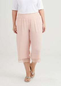 ts Taking Shape Crop Pants Size 24 Escapade Lace style  NWT